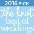 Sonar Beauty - 2016 The Knot Best Of Weddings Award