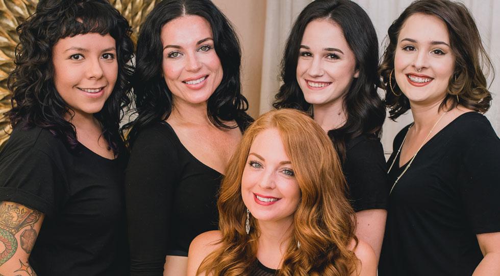 sonar-beauty-salon-team
